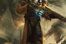 W40K: Adeptus Mechanicus: Skitarii