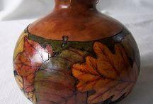 Gourd art / by Alma Agner