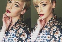 Krátké vlasy / Miluju krátké účesy