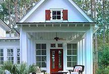 Tiny romantic house