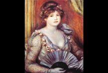 Art ~ Pierre-Auguste Renoir