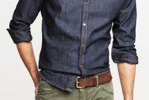 Men - Green Fashion