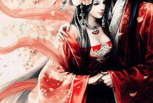 Chinese Fantasy Art
