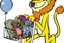 Japie the Lion (ToysXL)