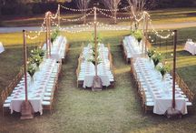 Wedding table / Stage / Hangout