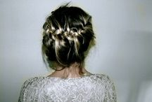 beautiful hair. / by candice