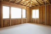 Building from framing- studs