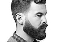 Beard Growth Inspiration / Featuring full, healthy beards and the all-natural products used to grow them.