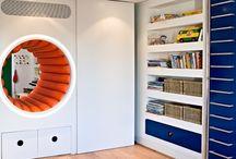 Cool / secret rooms / by Flora @.@