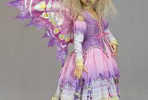 Fairy dolls / dolls