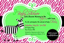 Aprils Baby Shower / Baby Shower / by Deanna Jenkins