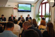 Presentazione Lazio Deli 2 / Presentato presso il Progetto per la promozione dell'agroalimentare laziale in Canada,  Lazio Deli 2.