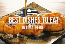 Lima ❤ Food