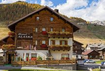 Hotel Alaska Livigno / Hotel Alaska A family run hotel located in the center of Livigno Lifts within walking distance Cross-country track at the exit of the hotel Shopping a few meters Simple and nice