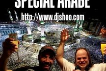 DJ SHOO - SPECIAL ARABAE / A real International LOSER DJ SHOO this friday on Atomik Radio The best VIBE compilation in the World. This friday!