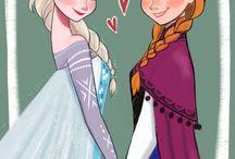 Disney ve değişik çizimler