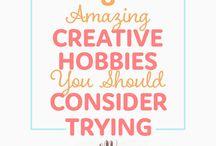 Creatieve hobby's