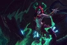 League of legend...Aquarius