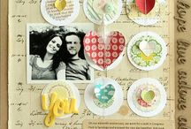 Inspiration - Scrapbooking / by Jaimie Rivale