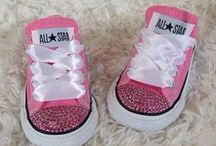 Sneaker freaks baby's