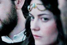 Princess Judith of Northumbria-Vikings / play by: Sarah Greene