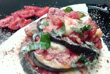 Piatti Vegani / I piatti della cucina vegana di la libellula Udine ristorante bistrot