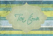 tea time / by Anna Tomietto