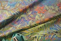 Inspiracje - Malowanie na tkaninie