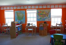 { Schoolroom Design }