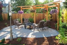 Outdoor entertainment / Design