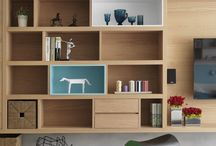 BOOKCASES/SHELVES