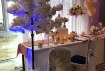 Items for Hire / Here at Enchanted Weddings, Events and Parties we offer a wide range of items for hire for all occasions.