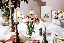 Chic Table Settings