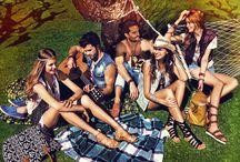 Summer Camp / MIGATO SS2014 campaign
