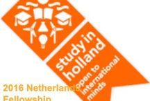 2016 Netherlands Fellowship Programme & Other Top FREE 2015-17 Scholarships / 2016 Netherlands Fellowship Programme (NFP) for Developing Countries' Students , & Other Top FREE 2015-17 Scholarships