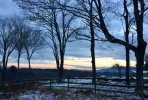 Landscapes of Western Massachusetts