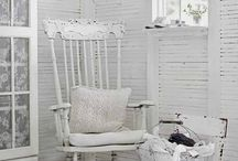Lovely Déco (2) / Le style Shabby Chic