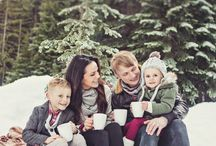 Winter Family Photos