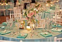 Casamento azul Tiffany e ross
