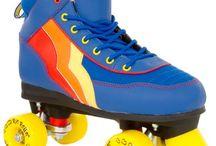 Roller Skates / Huge Selection of Quad Roller Skates available from GoSk8 Online Skate Shop UK. Choose from children's beginner Roller Skates to adult pro Skates. GoSk8 UK is your one stop shop for quality Roller Skate products such as Boots, Quad Wheels, Quad Skate Plates, Toe Stops, Skate Tools and Artistic Skates.