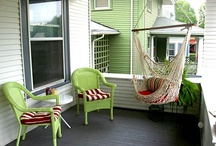 Porch Ideas / by Christy Nichols (TheReaderBee)