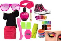 80's party Ideas / by Christy Carpenter
