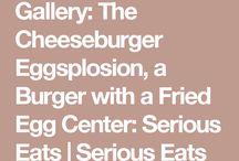 hambúrguer com ovo