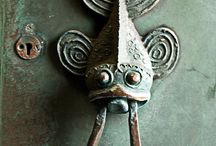 Door Knocker and Handle