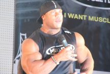 Phil Heath @ Istanbul / Mr. O ''The Gift'' Phil Heath @ Istanbul / by Ugur Guldesli