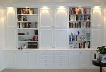 Ideas in Cabinetry / by Mary Lotis Manlegro