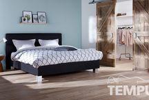Prestige bed van TEMPUR / Een stijlvol bed, geschikt voor iedere slaapkamer