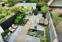 Stadstuin / Hoe een stadstuin toch een volwaardige tuinbeleving kan worden
