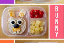 healthy lunches / by Carmela Bolognese