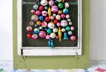 Wishing you a Quirky Christmas! / Christmas decorations